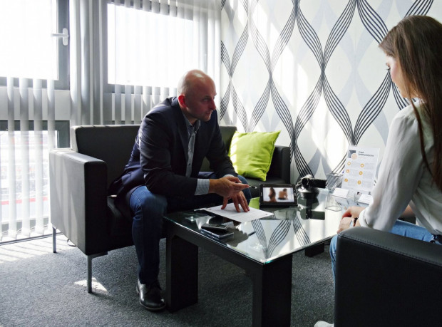 Nasz budżet jest tak skrojony, aby klientowi się to opłacało, i co więcej, ma to mu przynieść konkretny efekt finansowy - mówi Wojciech Koszczyński.