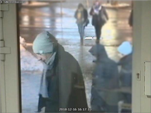 Poszukiwany w sprawie kradzieży portfela w centrum Gdańska.