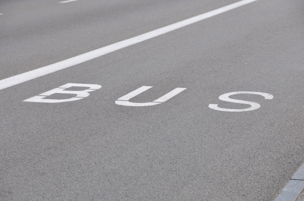 Buspas ułatwiający autobusom poruszanie się po Trakcie św. Wojciecha ma się pojawić jeszcze w tym roku.