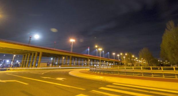 Nocą w związku z transportem ponadgabarytowym nastąpią zmiany w ruchu.