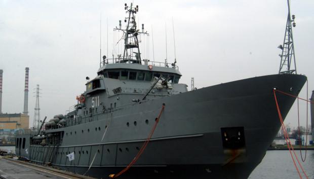 Kontradmirał Xawery Czernicki to okręt, który jako jeden z niewielu nosi imię polskiego bohatera wojennego.