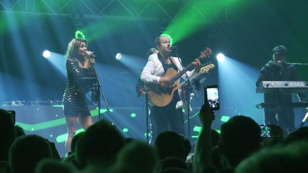Gwiazdą koncertu był Sławomir.