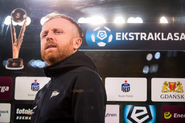 Trener Piotr Stokowiec uważa, że jego piłkarze w Kielcach zagrali jak przystało na lidera ekstraklasy. Zabrakło im jednak skuteczności i remis z Koroną to dla szkoleniowca nie zarobiony punkt, a stracone dwa.