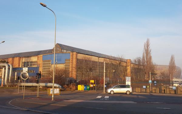 Teren kupiony przez Plichtę znajduje się w sąsiedztwie stadionu, tuż przy planowanym oceanarium, które będzie powstawało z prawej strony.