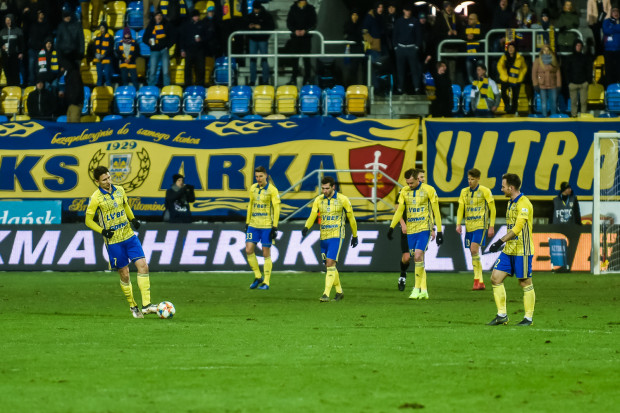 Piłkarze Arki Gdynia wiosną w trzech meczach nie zdobyli nawet punktu. Czy przyczyna tego stanu rzeczy tkwi przede wszystkim w problemach związanych z motoryką?