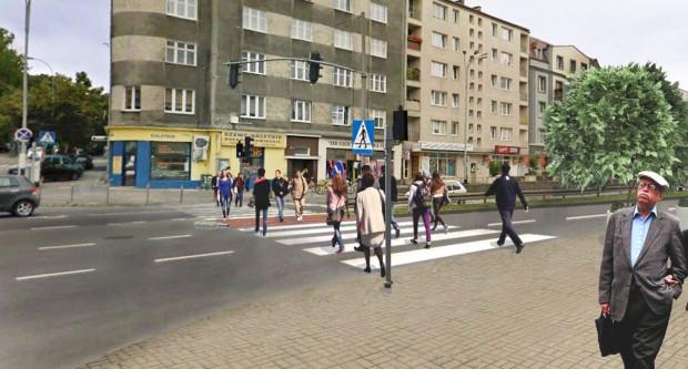 Nowe przejście przez ul. Śląską pomoże przede wszystkim starszym i niepełnosprawnym.