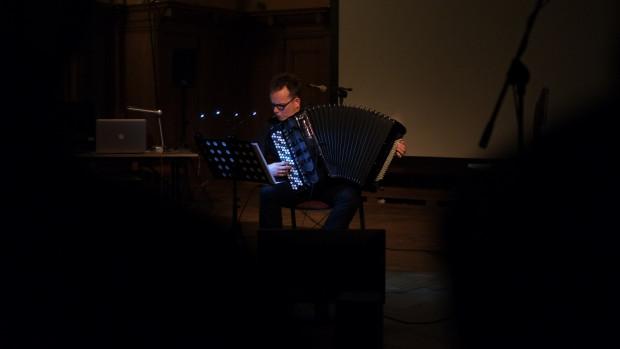 Dla Pawła Zagańczyka, który towarzyszy wydarzeniu od jego początku, został specjalnie napisany utwór tureckiego kompozytora Mehmeta Can Özera.