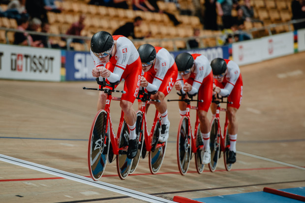 Konkurencja Team Pursuit