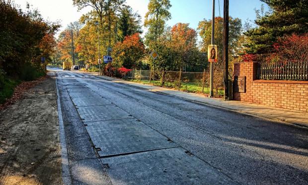 Ulica Niepołomicka przeznaczona do remontu
