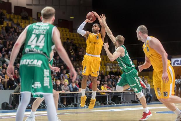 Josh Bostic zdobył w meczu ze Stelmetem 35 punktów, co jest jego rekordem w Energa Basket Lidze.