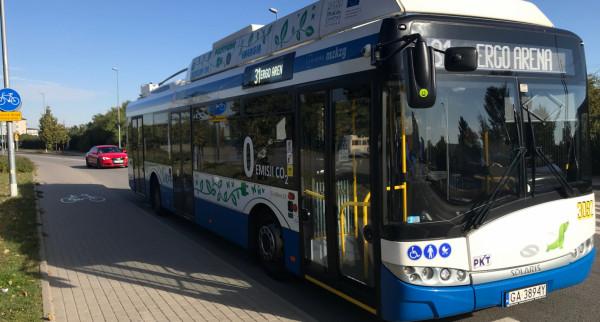 Sześć kolejnych nowych trolejbusów trafi do Gdyni do czerwca 2020 roku.