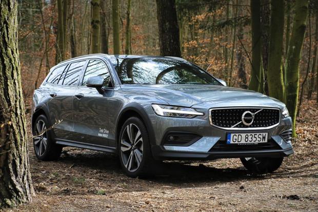 Projektanci Volvo doskonale wiedzą, jak stworzyć zgrabne i dobrze prezentujące się kombi.