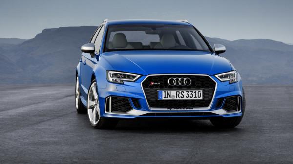 RS3 to najszybszy, najmocniejszy i najdroższy model w naszym zestawieniu.