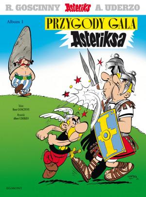 """Tradycja komiksu """"nie tylko dla dzieci"""" sięga słynnego """"Asteriksa"""" Rene Goscinny`ego i Alberta Uderzo."""