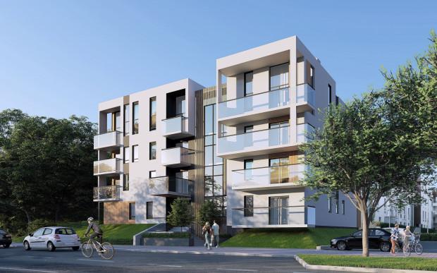 Apartamentowiec będzie miał cztery kondygnacje nadziemne. Jego architektura będzie się komponować z sąsiednimi budynkami osiedla Nadmorski Dwór.