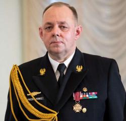 Kontradmirał Mirosław Jurkowlaniec jest dowódcą największego związku taktycznego polskiej floty, czyli 3 Flotylli Okrętów.