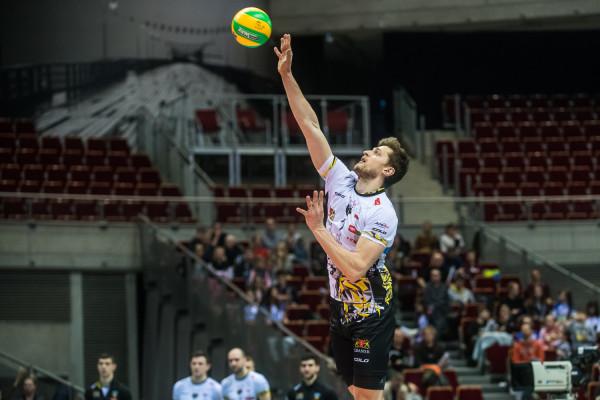 Piotr Nowakowski nie ukrywa, że jest zawiedziony wynikiem Trefla Gdańsk w obecnym sezonie.