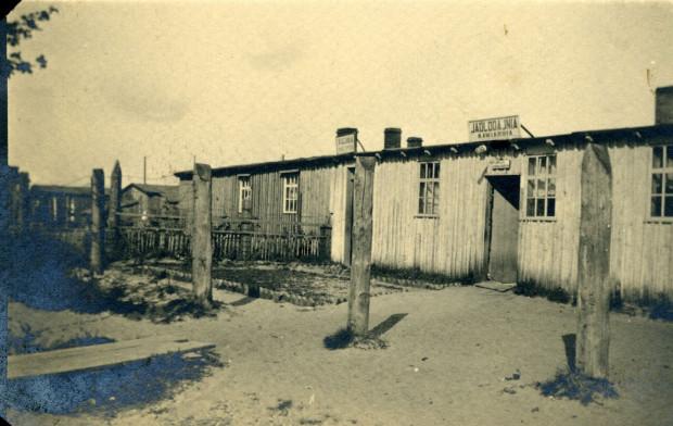 Jadłodajnia portowa w Gdyni. 1930 r. Ze zbiorów Muzeum Miasta Gdyni.