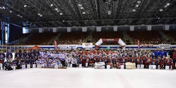 Co roku turniej Amber Cup odwiedzają drużyny z Europy.