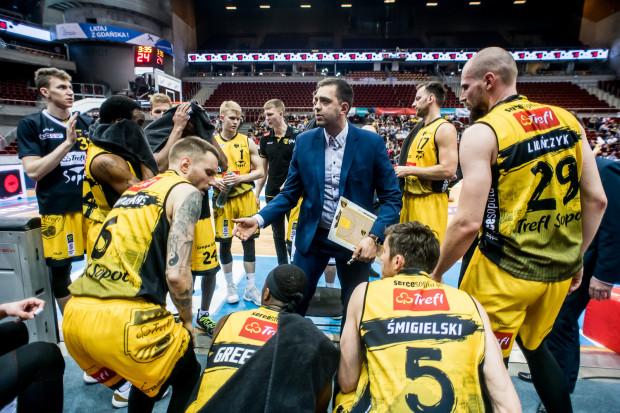 Trener Marcin Stefański może być zadowolony z faktu, że w końcówce sezonu ma do dyspozycji niemal kompletny skład.