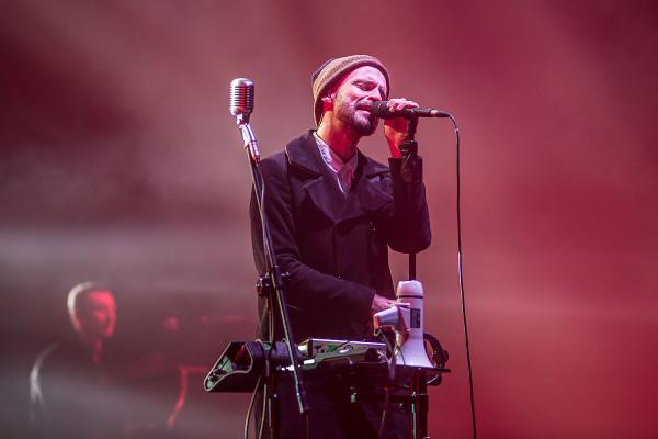 Fisz Emade Tworzywo zagrają piosenki ze swojej nowej płyty.