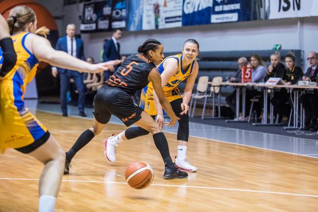 Barbora Balintova była najlepiej punktującą zawodniczką Arki w drugim meczu z CCC. Gdynianki wracają jednak bez wygranej.
