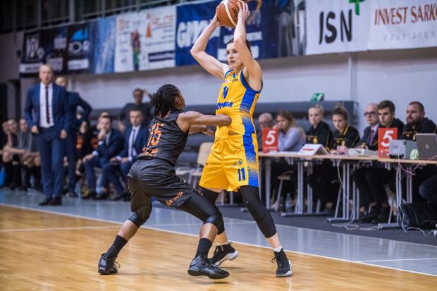 Arka Gdynia musimy poprawić grę w obronie, jeśli chce awansować do finału Energa Basket Ligi Kobiet.