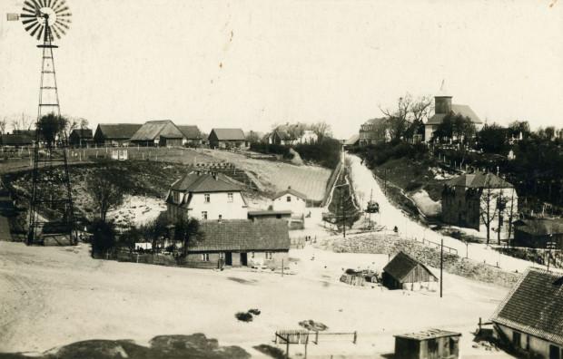 Oksywie przed wojną. Ze zbiorów Muzeum Miasta Gdyni