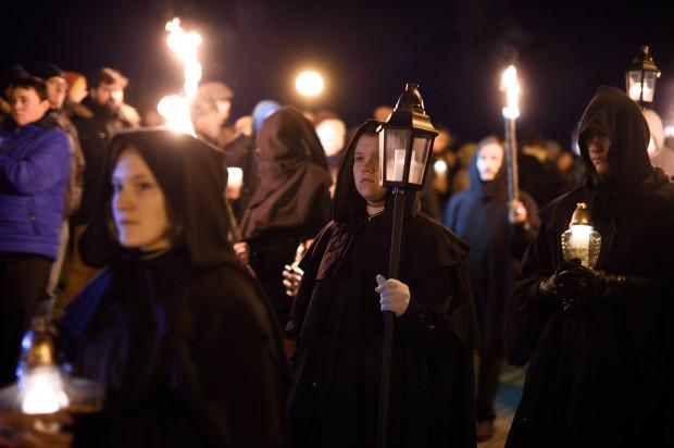 Ulicami Gdańska przejdzie Nocne Misterium Męki Pańskiej.