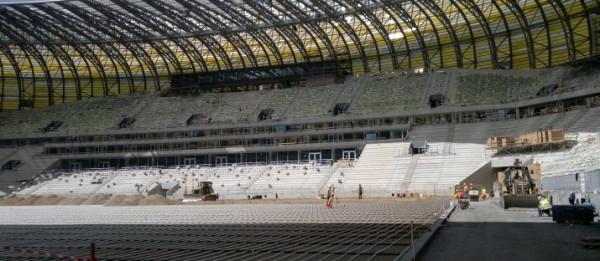 Na tym stadionie na debiut piłkarskiej reprezentacji Polski musimy jeszcze zaczekać.