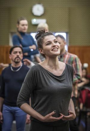 W roli Broni ujrzymy m.in. Katarzynę Nowosad (na zdjęciu).