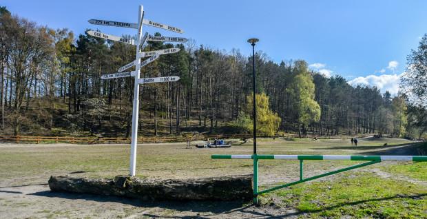 Polanka Redłowska to lubiany przez gdynian teren rekreacyjno-piknikowy.