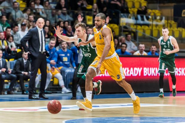 29 punktów Johsa Bosticia nie wystarczyło, by Arka Gdynia zameldowała się w półfinale we wtorkowy wieczór.