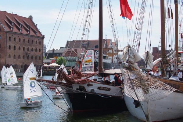 W sobotę o godz. 12:45 odbędzie się inauguracja sezonu żeglarskiego na gdańskiej Motławie.