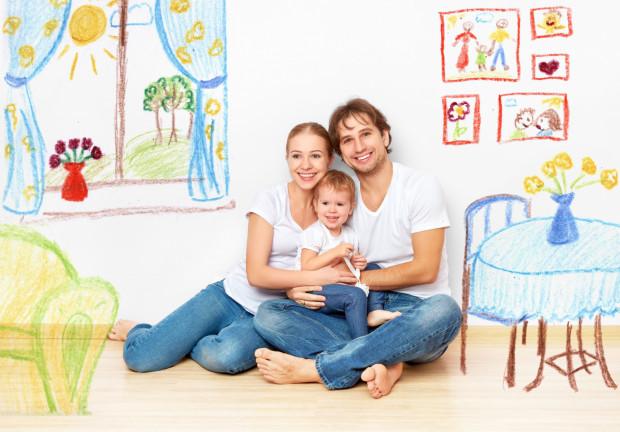 Kiedy właściciel mieszkania zakłada rodzinę, potrzeby się zmieniają. Małe mieszkanie przestaje być też wystarczające.