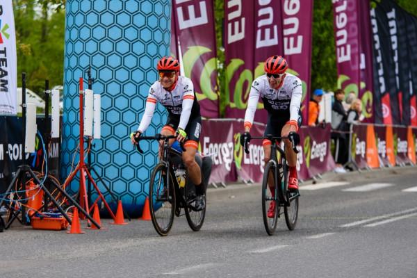 Zawody w Krokowej to druga z sześciu edycji szosowej serii Cyklo.