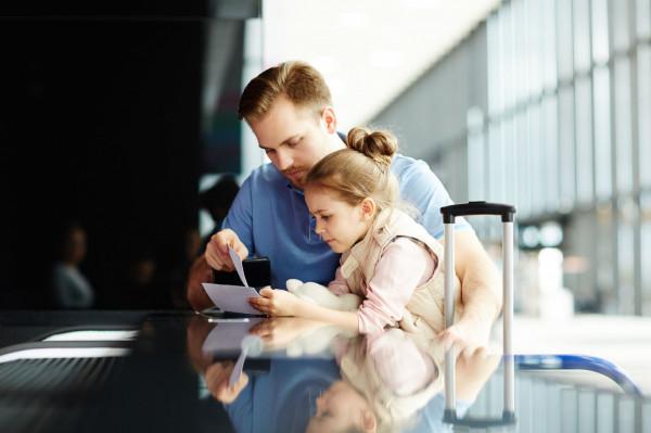 Podczas podróży dziecko musi mieć dokument tożsamości.