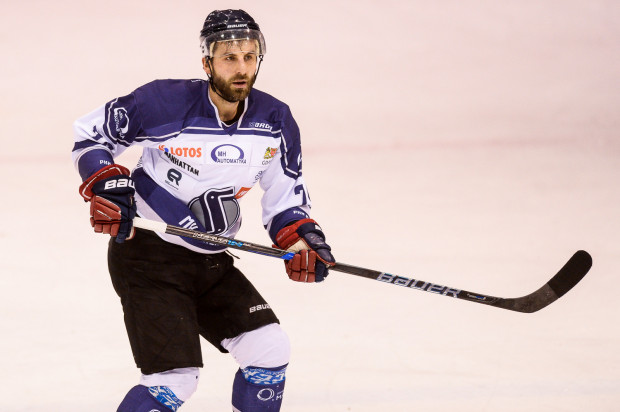 Matej Cunik miał ustalone warunki nowego kontraktu w Gdańsku, ale o przenosinach do Sosnowaca zadecydowały kwestie prywatne.
