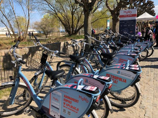 Czasowe wstrzymanie możliwości dokonywania rezerwacji powinno zwiększyć liczbę rowerów dostępnych na stacjach.
