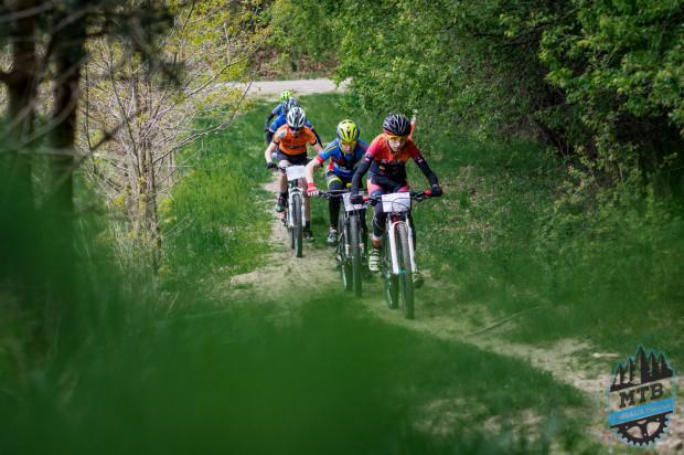 Zawody w Kolbudach były trzecią edycją tegorocznego cyklu MTB Pomerania Maraton.