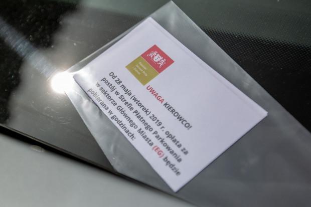 Wprowadzane zmiany poprzedza kampania informacyjna, która rozpoczęła się tydzień przed wydłużeniem czasu płatnego parkowania.