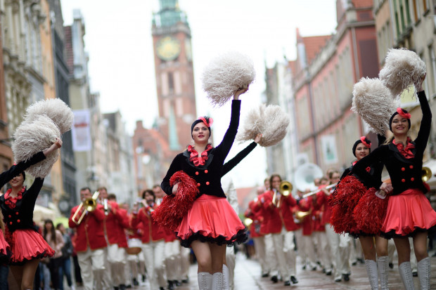Parada podczas jednej z poprzednich edycji Święta Miasta Gdańska.