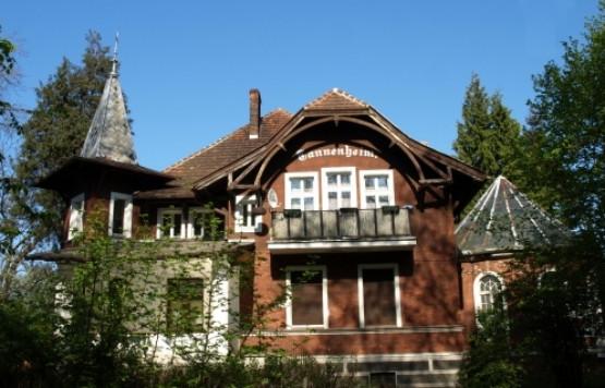 Willa Jodłowa, przy ul.Grunwaldzkiej 529 w Gdańsku Oliwie