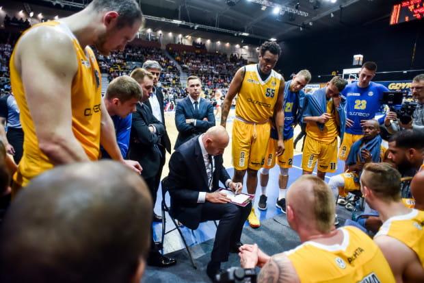Koszykarze Arki Gdynia w niedzielę zagrają już 10. mecz w fazie play-off. To najwięcej ze wszystkich drużyn na tym etapie.