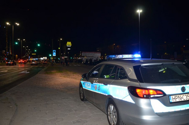 Policjanci tłumaczą, że ich działania nie muszą być widoczne, by były skuteczne.
