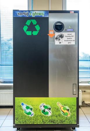 Podobne automaty mogą stanąć w Gdańsku, ale tylko w okolicach lasów i plaż.