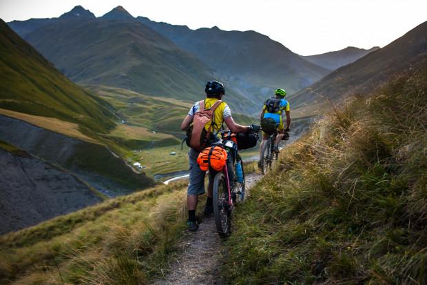 Bikepacking to przygoda, którą można rozpocząć niewielkim nakładem sił i czasu.