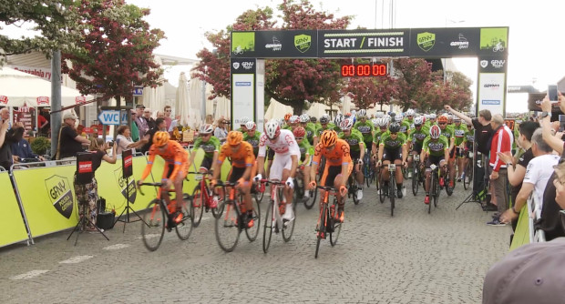 Start i meta wyścigu - jak przed rokiem - są zlokalizowane na skwerze Kościuszki.