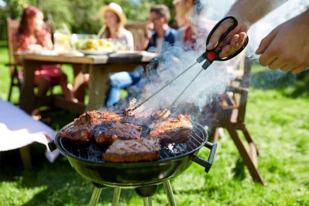 Grille węglowe są najmniej zdrowe.