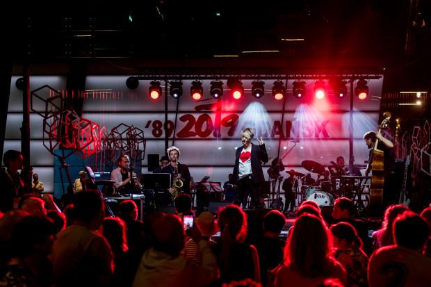 Artyści, którzy wystąpili na scenie to ambasadorowie wartości drogich Pawłowi Adamowiczowi - solidarności, wolności i równości.